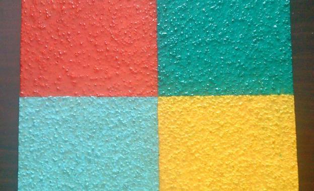 防滑涂料有什么特点呢?看看下面分享的内容!