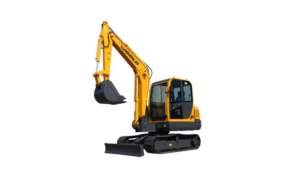 履带挖掘机W265-8
