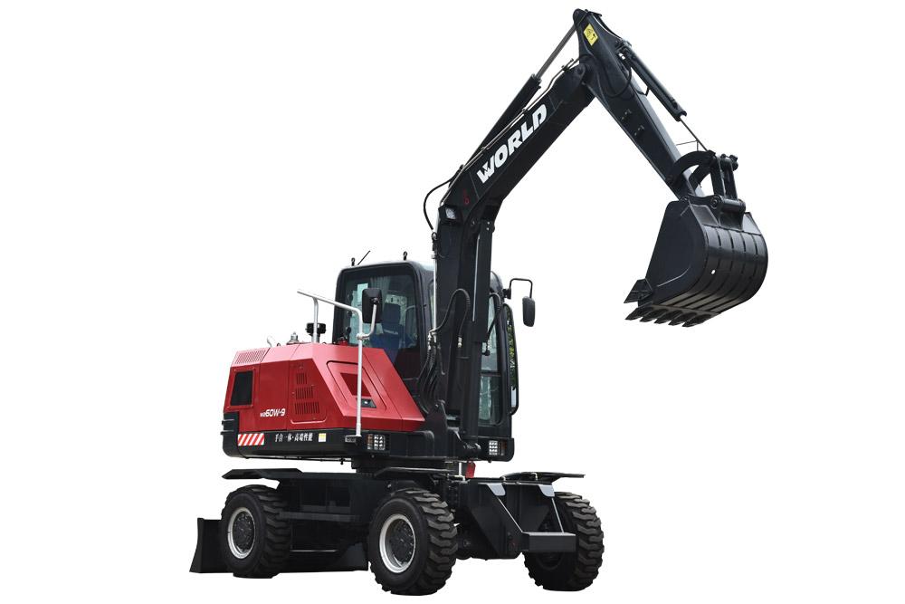 轮式挖掘机W260W-9