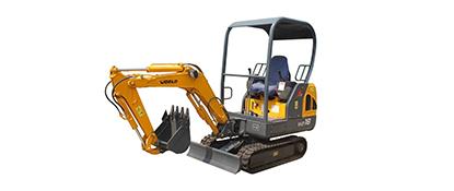 履带挖掘机W218