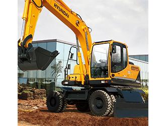 轮式挖掘机安全操作规程是这样的......