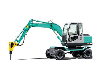 适合新手的操作的挖掘机主要有哪几种?