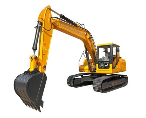 JH135履带式挖掘机