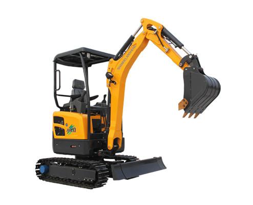 JH20履带式挖掘机