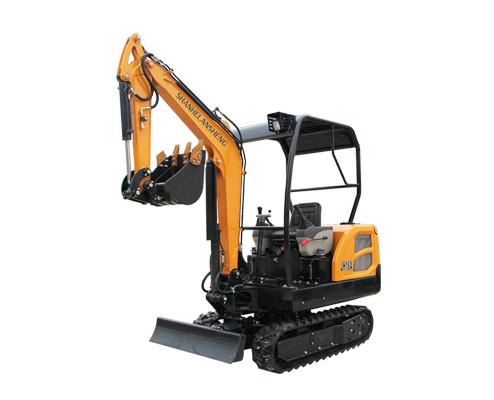 JH18履带式挖掘机