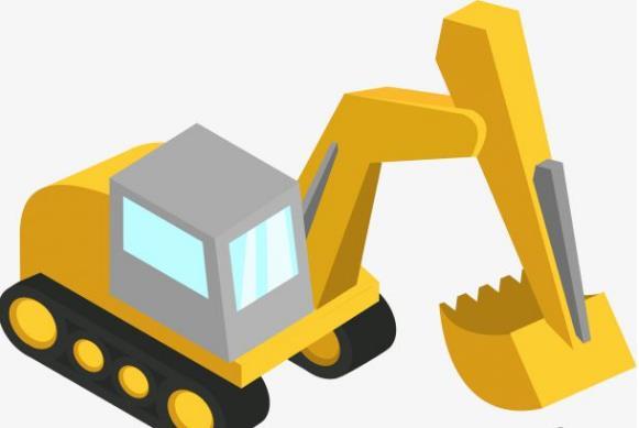 挖掘机的配件你了解多少呢?看看这些你都见过吗