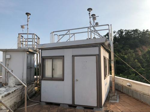 小型一体化空气监测站房