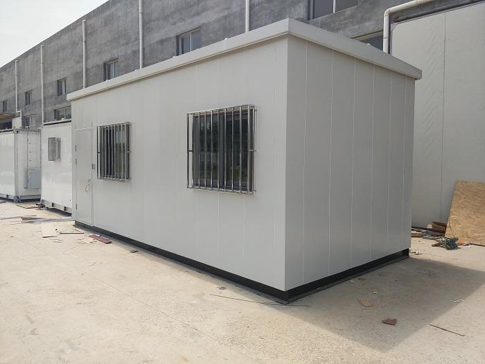 空气监测站房的设计解决方案