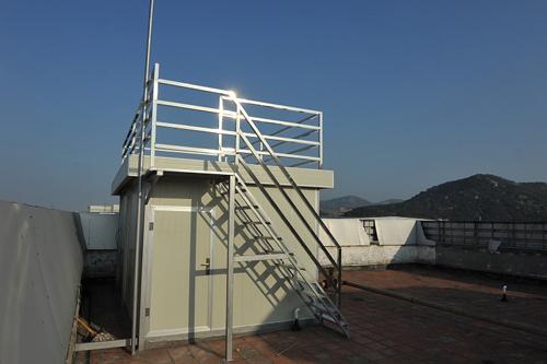 空气监测站房的发展进过程