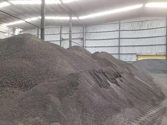 宁夏增碳剂原料车间