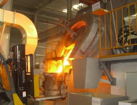 在感应电炉中熔炼铸铁,使用宁夏增碳剂应注意什么?