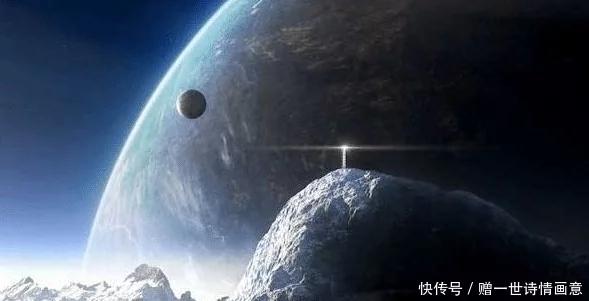 """""""新视野""""号抵达柯伊伯带,拍下真实照片,无法想象这是外太阳系"""