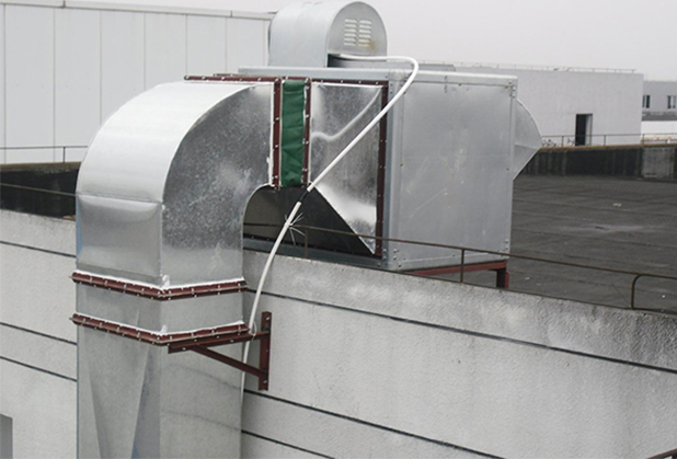 成都角铁法兰风管安装