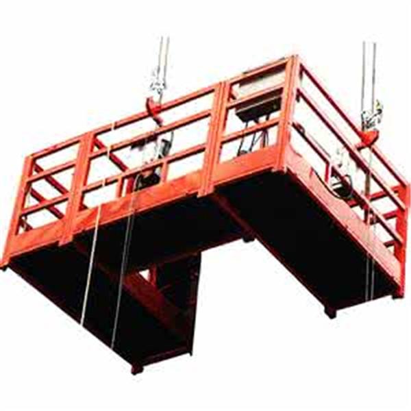 电动吊篮下滑的原因及处理方法