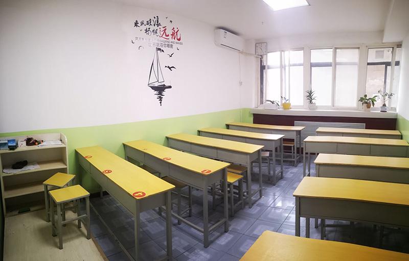 兰州博路教育教室