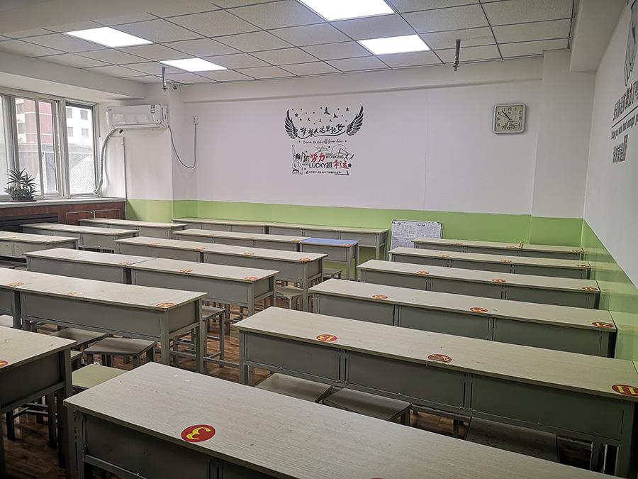 兰州博路学校教室