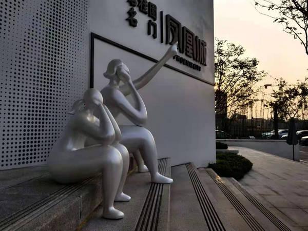 河南不锈钢雕塑为什么会被越来越多的人选择?