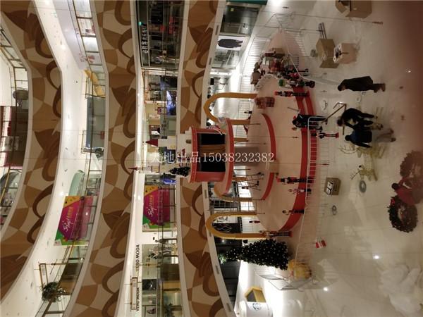 河南泡沫雕塑—圣诞节