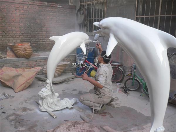 玻璃钢雕塑仿真类