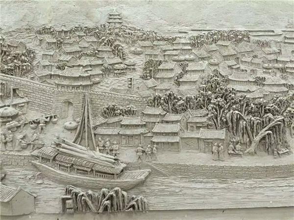 河南浮雕设计