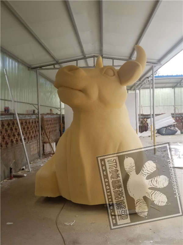 河南泡沫雕塑艺术设计