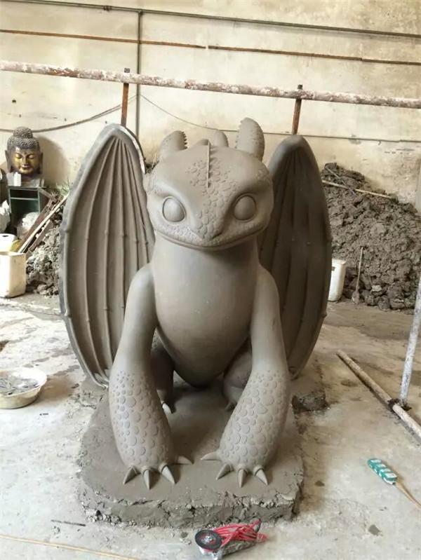 河南水泥雕塑