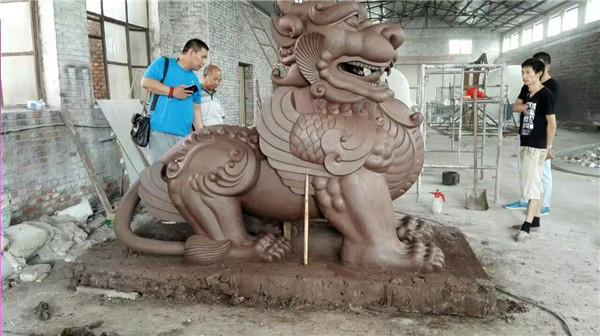河南水泥雕塑制作
