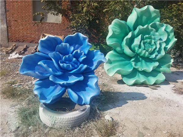 河南泡沫雕塑设计制作