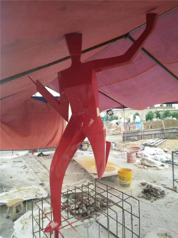 河南玻璃钢雕塑展示