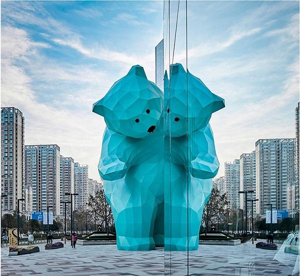玻璃钢雕塑价位