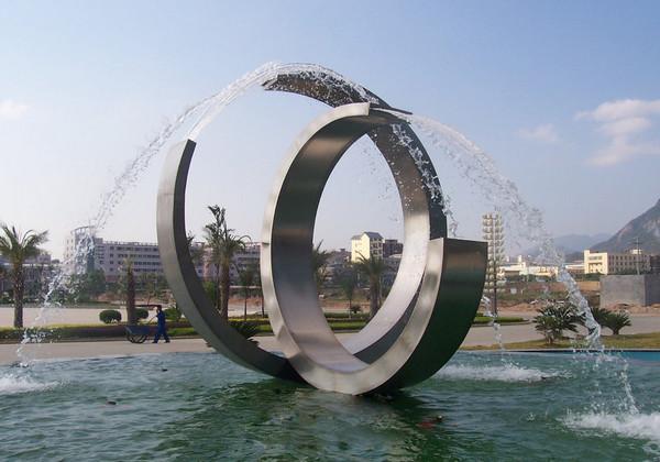 河南不锈钢雕塑后期如何维护保养?