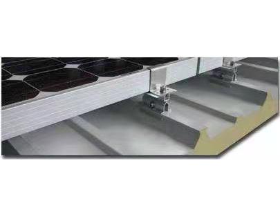 太阳能支架聚氨酯屋面板