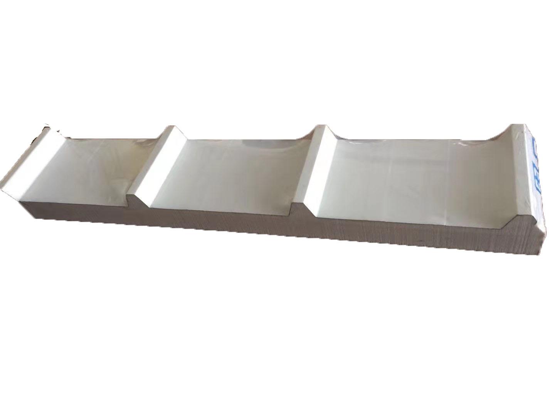 聚氨酯四波峰暗钉屋面板