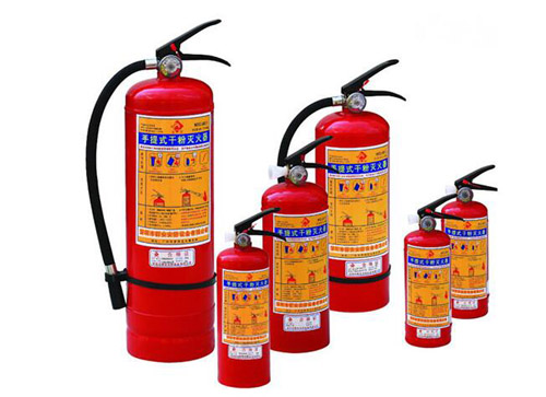 教大伙儿如何辨别兰州消防器材好坏?