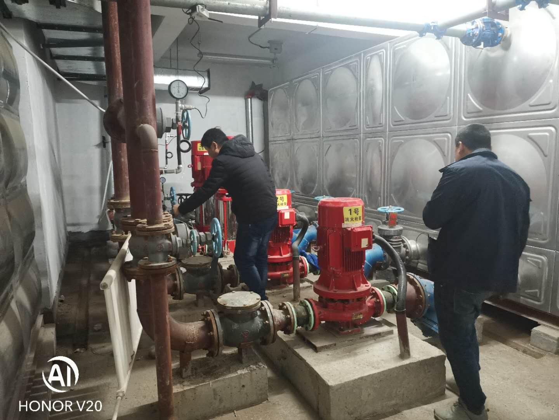 消防工程公司安装消防管道有哪些质量要求