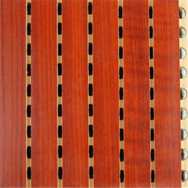 宁夏木质吸音板