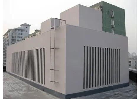 冷却塔噪声治理流程和解决方案