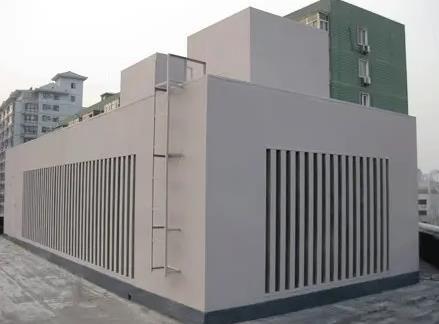 宁夏噪音治理为大家介绍干式冷却塔噪声治理方案