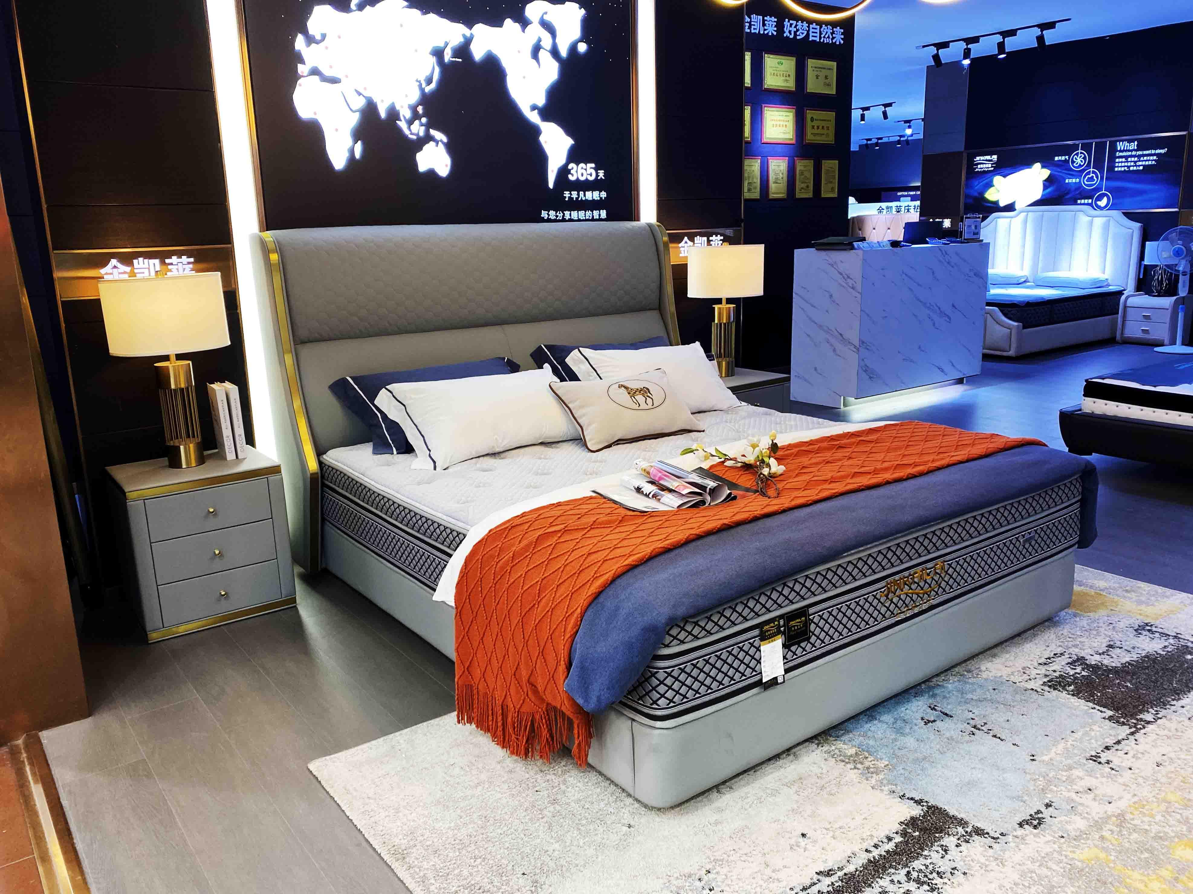 不同材质的哈尔滨床垫应该如何选择