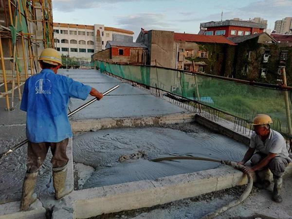 水泥发泡混凝土