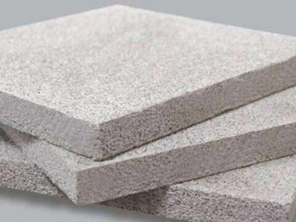 发泡混凝土板