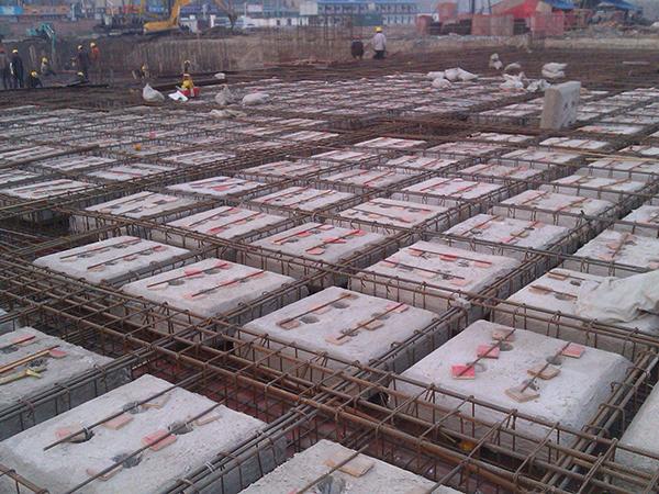空心楼盖在地下建筑工程的应用