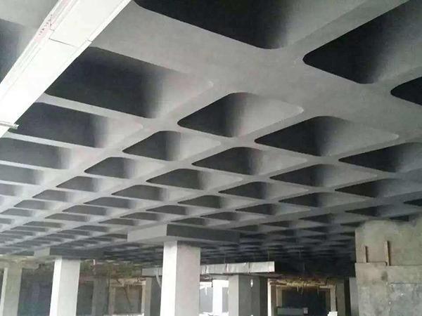 密肋楼盖工程施工的质量要求