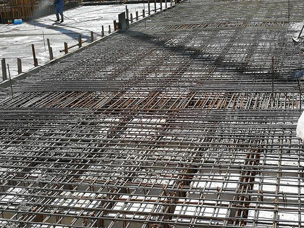 预制混凝土空心楼盖工程施工