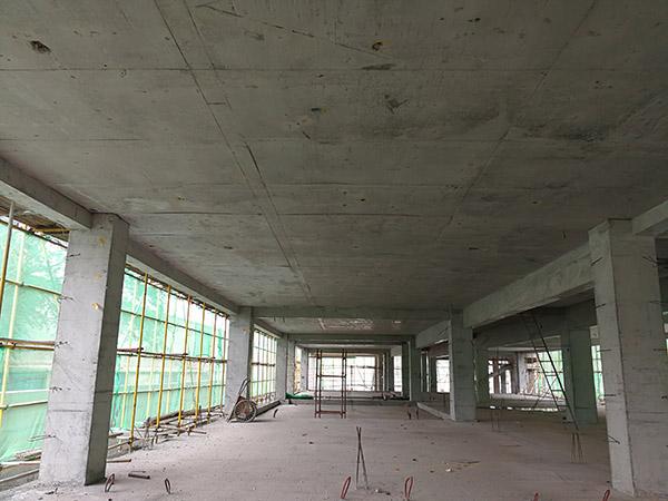 空心楼盖施工中留意的难题