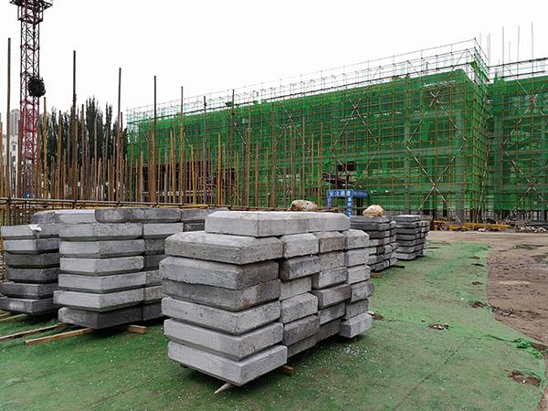 空心楼盖在工程运用的优点