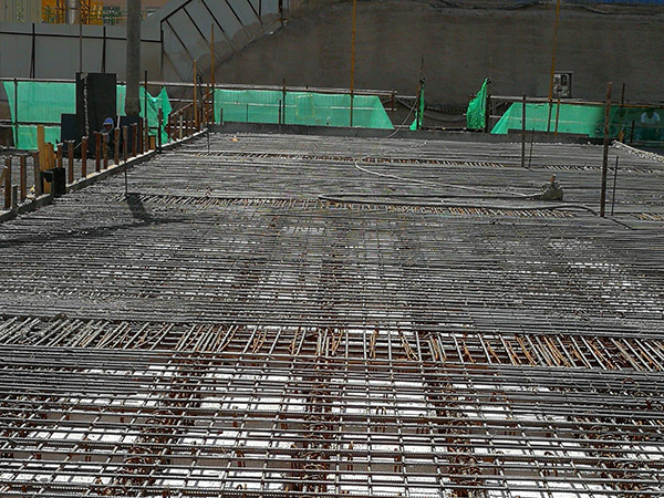 密肋楼盖工程施工