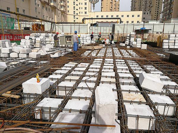 空心楼盖对比普通梁板结构优势