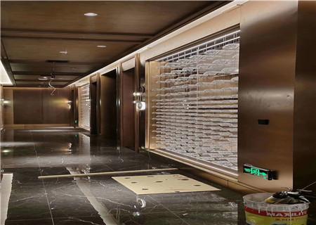 不锈钢酒店装饰工程