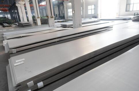 不锈钢板材是怎么生产出来的